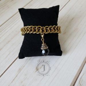 Heidi Daus Crystal Rhinestone Bracelet
